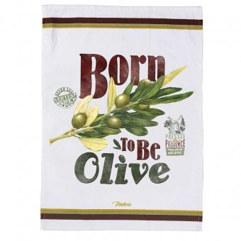 Torchon - Born to be olive - lamaisonneedines